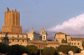 l-forum-sky-sun-rome