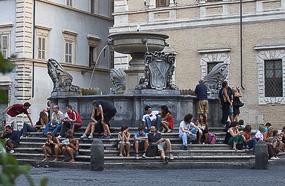 l-trastevere-fountain-rome